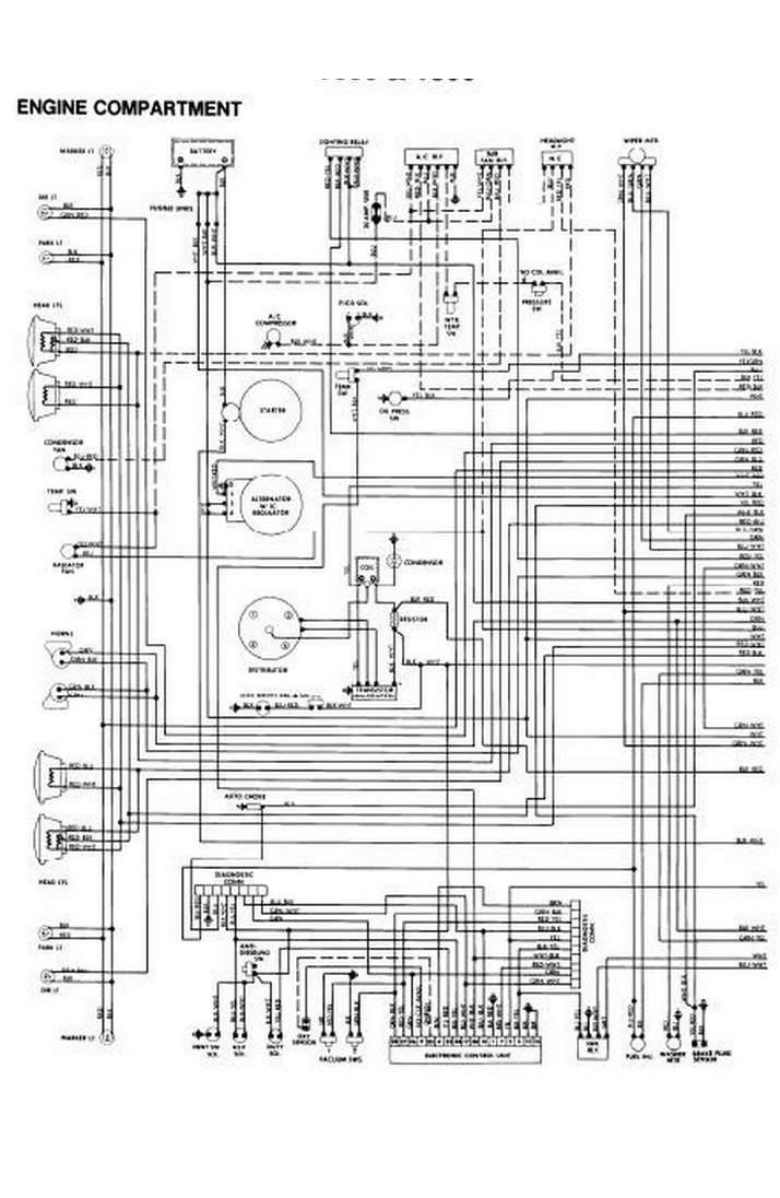 Download 2015 Toyota Tacoma Wiring Diagrams Wiring Diagram